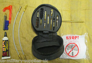 Genuine Us Army Issue Otis M9 9mm Pistol Sub Gun Cleaning