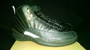 mtllc 12 Brand Jordan 5 Air Retro Sz 9 Nib Gold Bg Blk VjGqMLzpSU