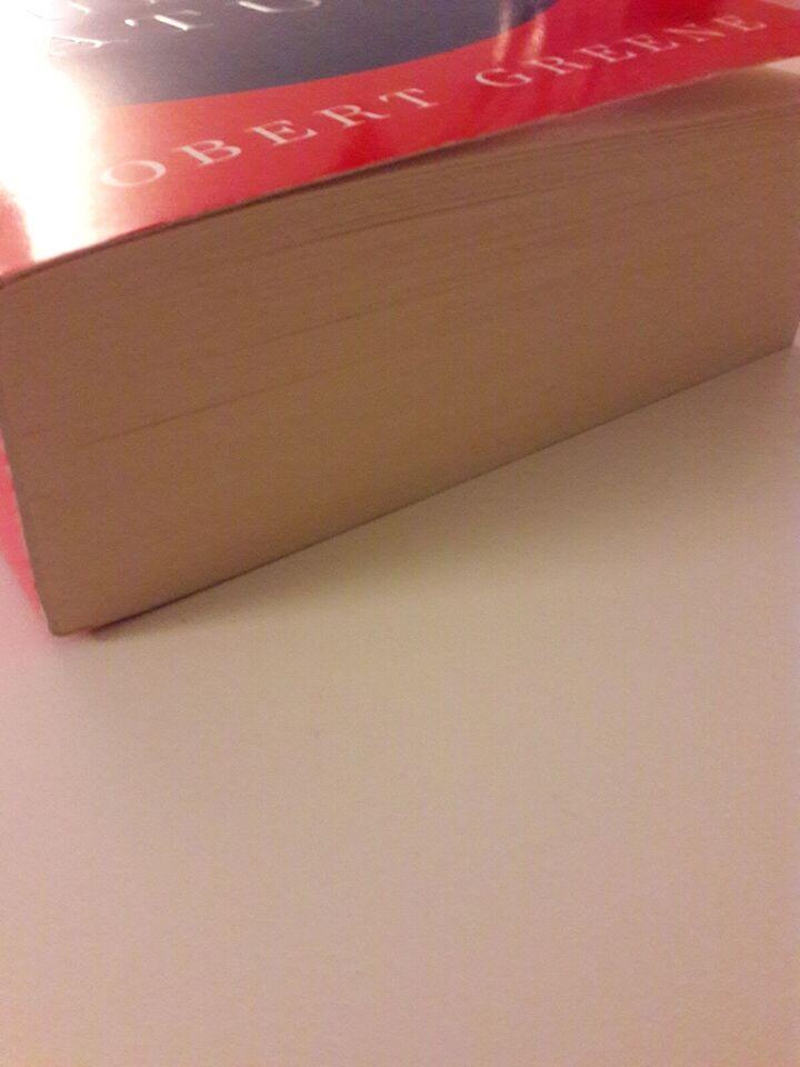 The Laws of human nature, Robert Greene
