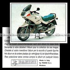 #pnsm93.130 ★ BMW R 1100 RS Sport Touring Motorcycle ★ Panini Super Moto 93