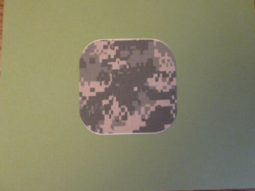 US ARMY MILITARY SURPLUS SOT ACU REPAIR PATCH ADHESIVE NO IRON 4 x 4 LOT of 10
