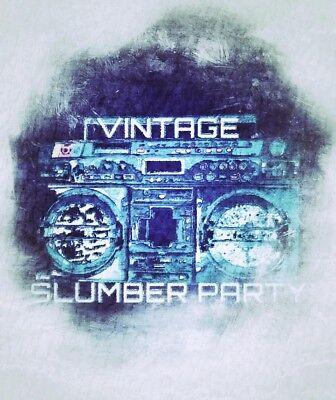 Vintage Slumber Party