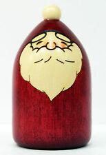 Usaburo Kokeshi Japanese Wooden Doll 7-1 Tree Santa Claus