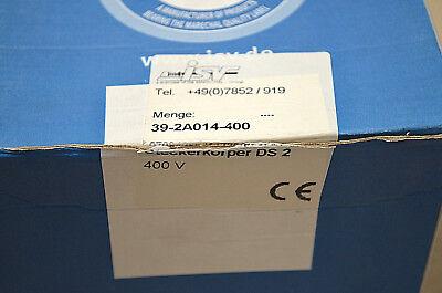 Steckdosen & Buchsen Ordentlich Isv Marechal 39-2a014-400 Steckerkörper Ds2 /// 1 Stück /// Neu Baugewerbe