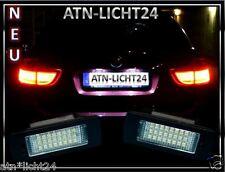 BMW E82 E88 E60 E61 E39 E70 LED Kennzeichen Beleuchtung KENNZEICHENLEUCHTE Set