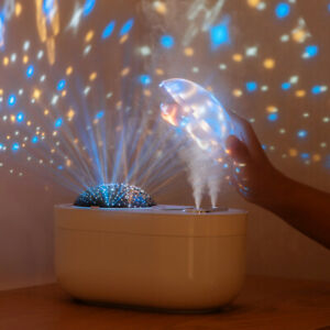 Ultrasonic-Air-Humidifier-Diffuser-Purifier-1000ML-Starry-Sky-Projection-Light