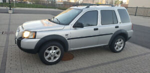 2004 LAND ROVER FREELANDER HSE - For Sale