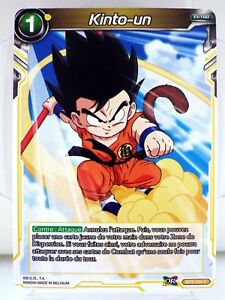 CARTE DBS BT3-028 R FOIL Les mondes croisés Dragon Ball Super Card Game