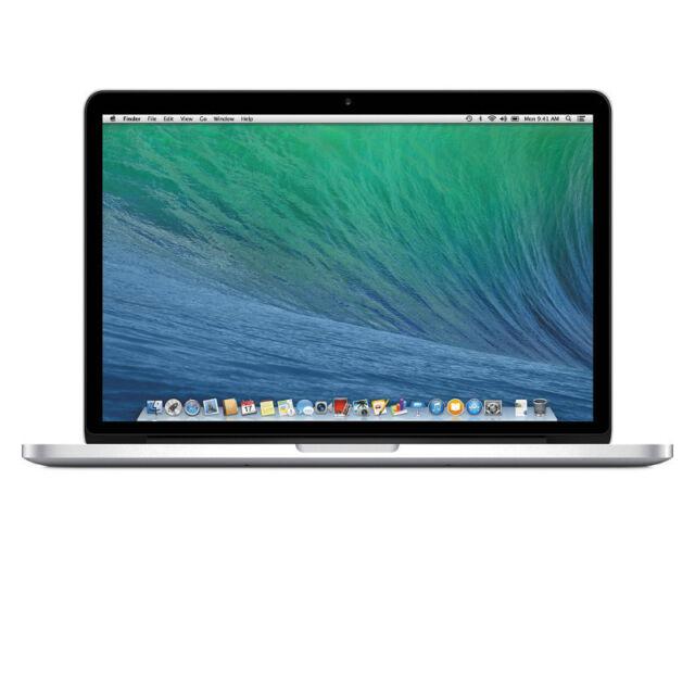 "Apple MacBook Pro 13.3"" ME864LL/A (October, 2013) 2.4GHz, 4GB RAM, 128GB SSD VGC"