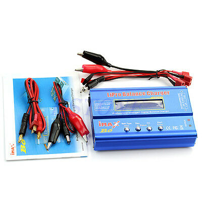 iMAX B6 LCD Screen Digital RC Lipo NiMh Battery Balance Charger New