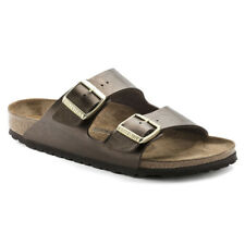 2e9f0be47e9a Birkenstock Arizona Birko-Flor Sandals 2 Strap Slides Cork Footbed Mens  Womens