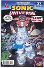 Sonic Universe #46 Archie Comics 2009 Words Collide
