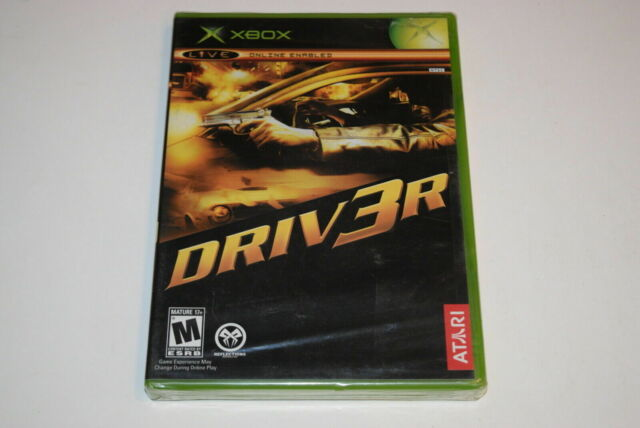 Driv3r Microsoft Xbox 2004 For Sale Online Ebay