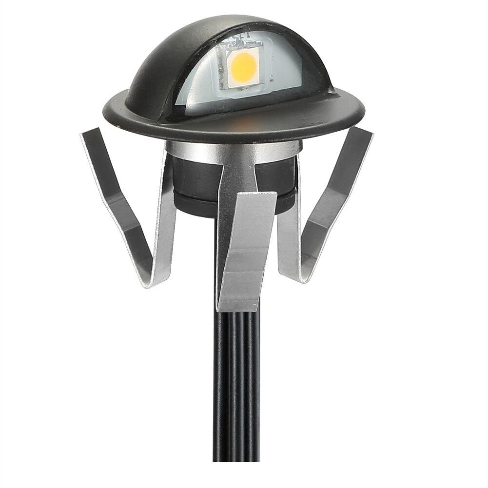 20er LED Garten Treppenlampe Wandeinbauleuchte Stufe Einbaustrahler Auβenleuchte | | | Sale Online  | Schöne Farbe  | Verrückter Preis  21f3df