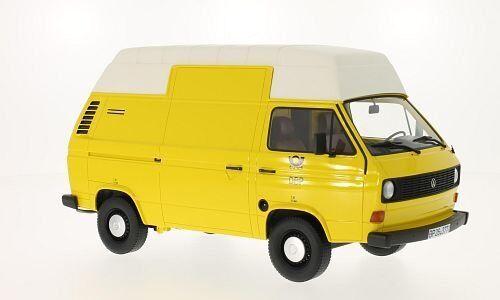 PREMIUM CLASSIXXS VW T3a Box wagon high roof  DBP - Germa 1 18 30022