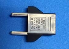 Netzadapter USA US-Buchse 2pin auf Euro-Stecker Adapter