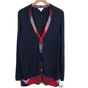 Charter Club Womens Boyfriend Cardigan Sweater