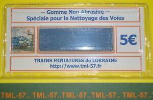 Gomme-TML-speciale-nettoyage-amp-entretien-ROUES-amp-RAILS-Ne-raye-pas-Lavable