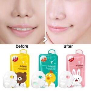 Deep-Moisture-Face-Mask-Korean-Essence-Facial-Sheet-Pack-Skin-Care-Beauty-Mask