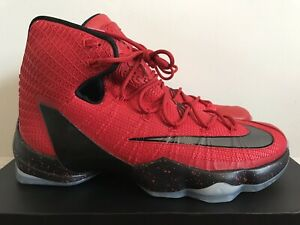 the latest c2e3d 9ccbc Image is loading LEBRON-XIII-13-P-S-ELITE-RED-ALTERNATE-SZ-