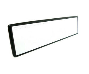 Car oversized large long wide rearview rear view mirror for Long wide mirror