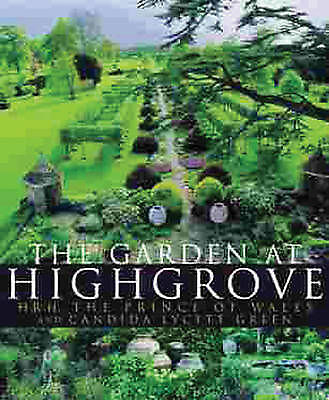 1 of 1 - The Garden at Highgrove by Charles, Candida Lycett Green (Paperback, 2001)
