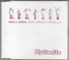 """PLATINETTE feat.CAMILLA - RARO CDs """" NELL'ARIA """" MARCELLA"""