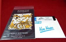 Apple 2: Pleins Gaz - Richard Soverka - Froggy Software 1987