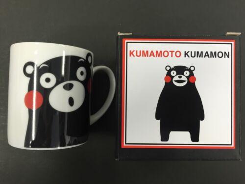 Kumamon Mug Cup 220cc Kumamoto MADE IN JAPAN