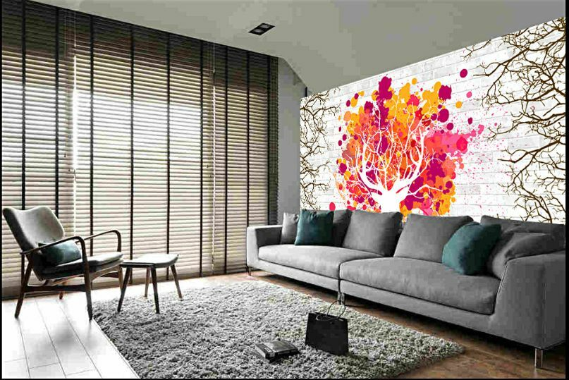 3D Graffiti Strokes 26 WallPaper Murals Wall Print Decal Wall Deco AJ WALLPAPER