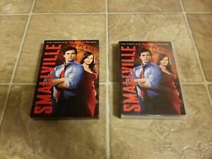 Smallville-The-Complete-Eighth-Season-DVD-Used