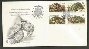SOUTH-WEST-AFRICA-1982-Tortoises-F-D-C