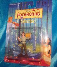Disney Pocahontas Thomas Figure PVC Collectible 1990s New Vintage Sealed