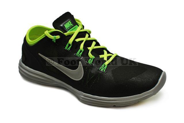 women Nike - Lunarhyper Workout XT 529951-300 - - - black silver shoes Sportive b14bdc