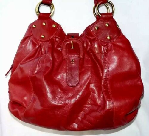 Rojo De o De Oscuro Bandolera Gran And Bolso Tama Color Tommy Kate 7x6qfUwv6