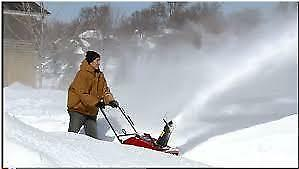*** SNOWBLOWERS 2 STAGE AND SINGLE STAGE on sale now *** Banff / Canmore Alberta Preview