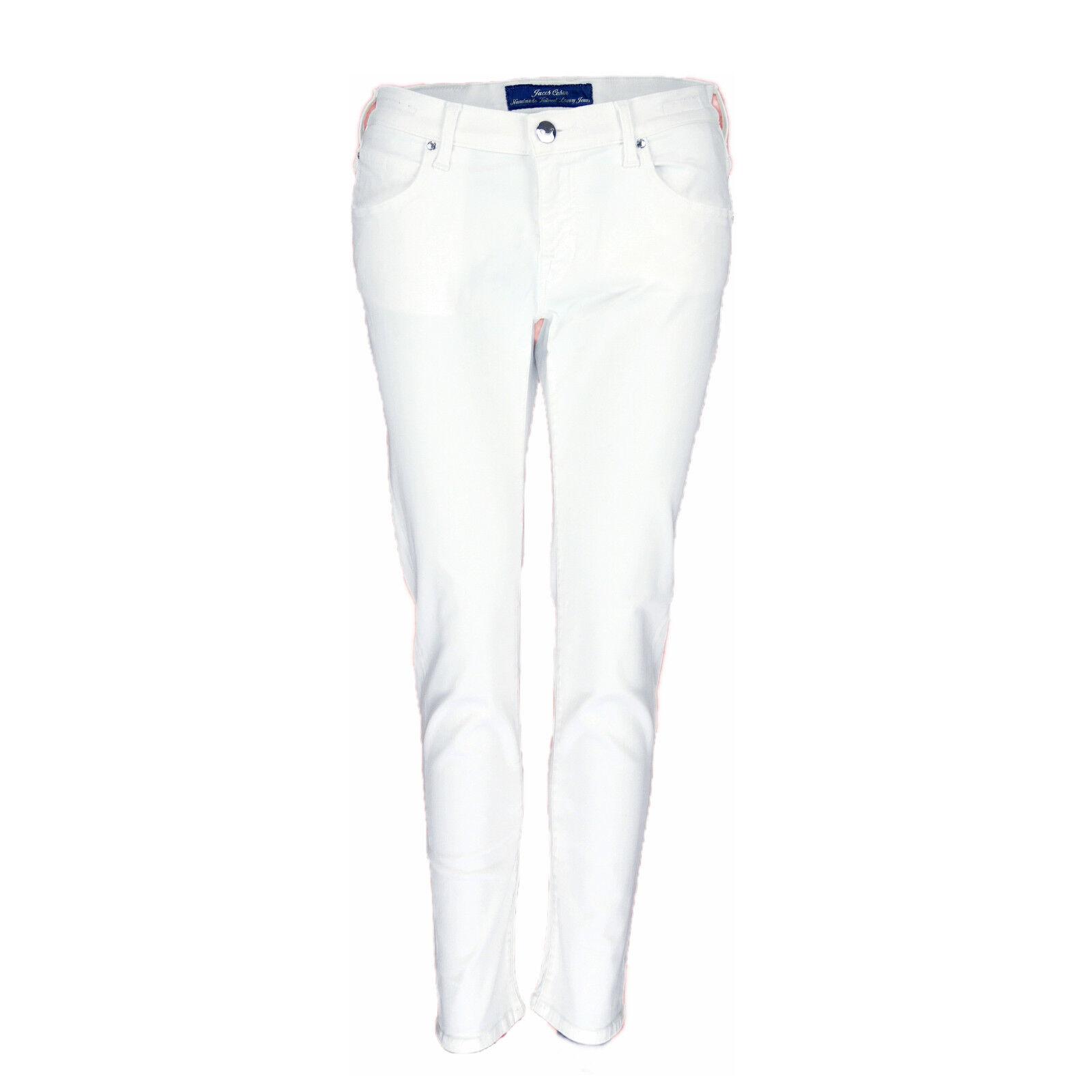 Jacob Cohen Jeans Damen Weiß Modell  Karen  (ehem. )