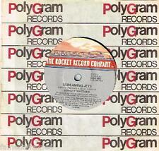 "JOHNNY WARMAN - SCREAMING JETS - RARE 7"" 45 VINYL RECORD - 1981"