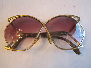 42b154229b Image is loading VINTAGE-CHRISTIAN-DIOR-SUNGLASSES-SPECTACULAR-2056-41-SEE-