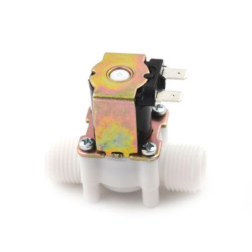 N//C elektrisches Magnetventil 12V magnetische Wasser Luft normal geschloss FT