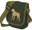 thumbnail 9 - Boxer-Dog-Bag-Silhouette-Dog-Walkers-Shoulder-Bags-Handbags-Birthday-Gift