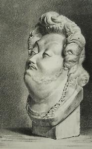 Engraving-c1850-Caricature-Singer-Opera-Nicolas-Levasseur-Adolphe-Nourish-Dantan