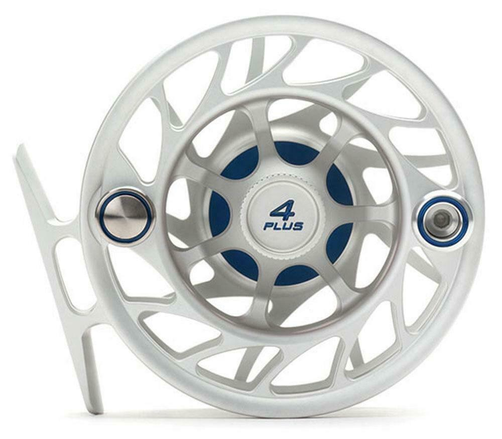 HATCH GEN 2 FINATIC 4 PLUS LARGE ARBOR FLY REEL