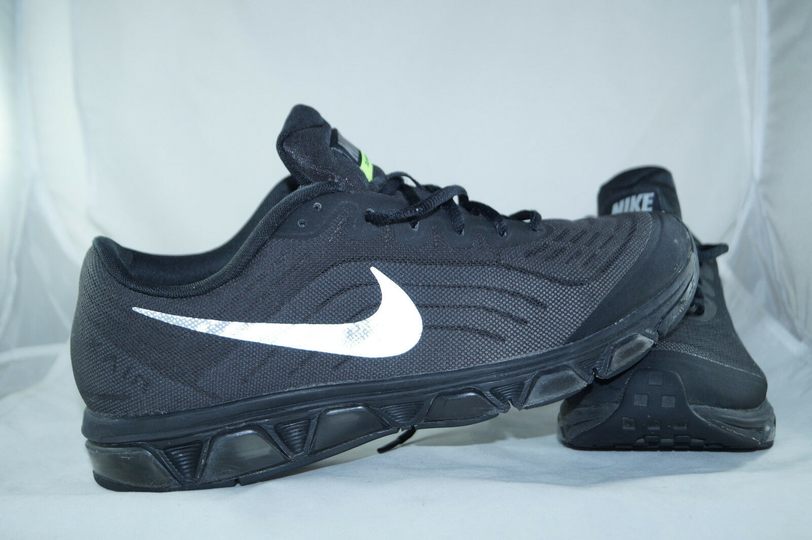 Nike Air Max tailwind 6 talla  45,5 - reflectante plata zapatillas