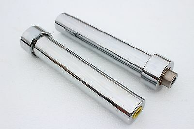 "Lowrider Hydraulics 6"" Chrome Cylinders (FAT) [hydraulic lowrider cars parts]"