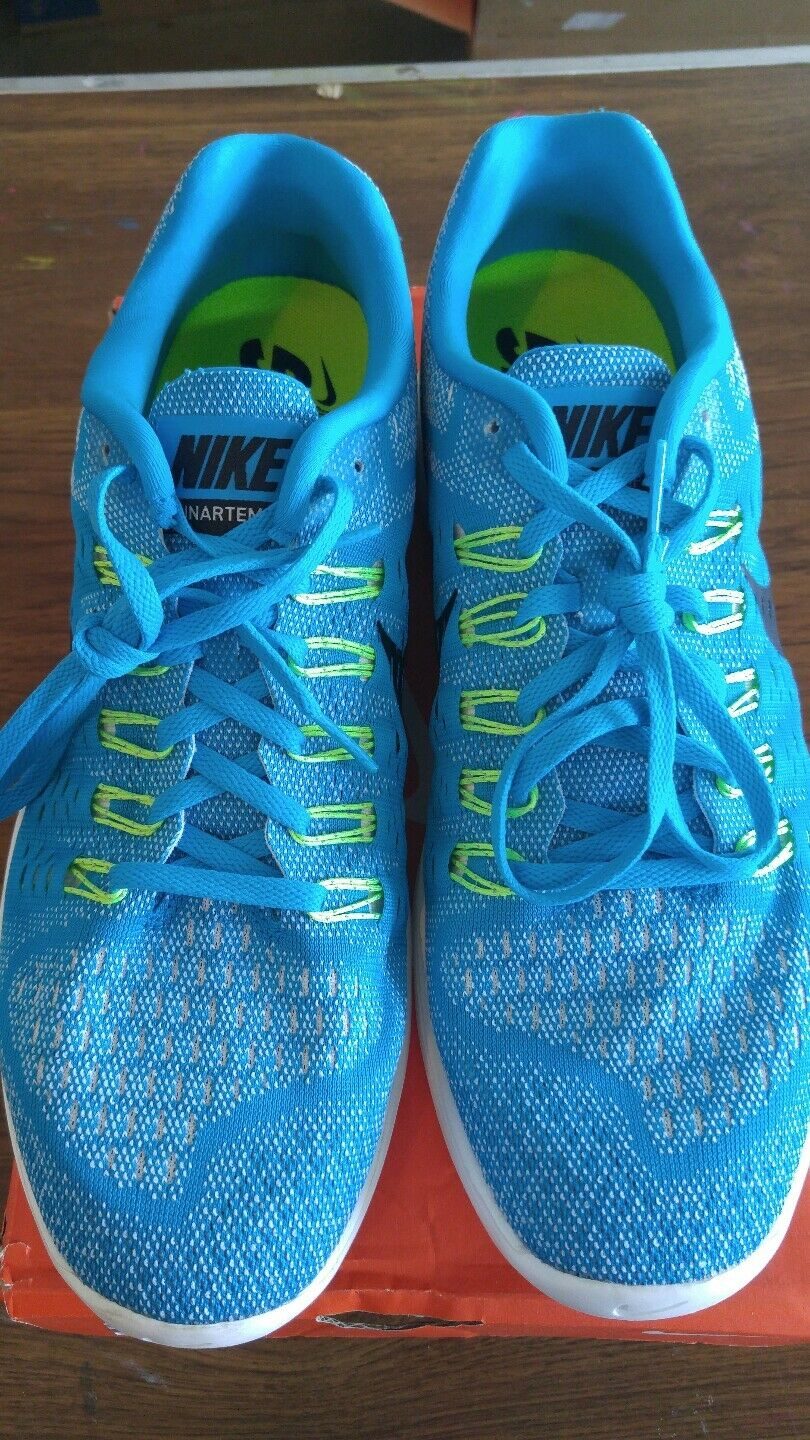 Nike LunarTempo Women US 11.5 Racer Blue Running Shoe