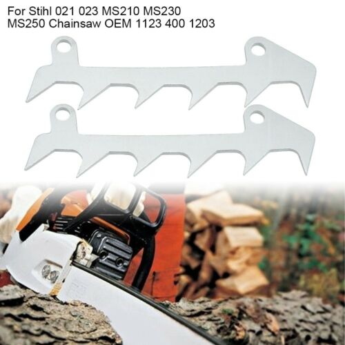 Metal Bumper Spike Felling Dog Kits for STIHL 017 018 021 MS170 MS180 Chainsaw