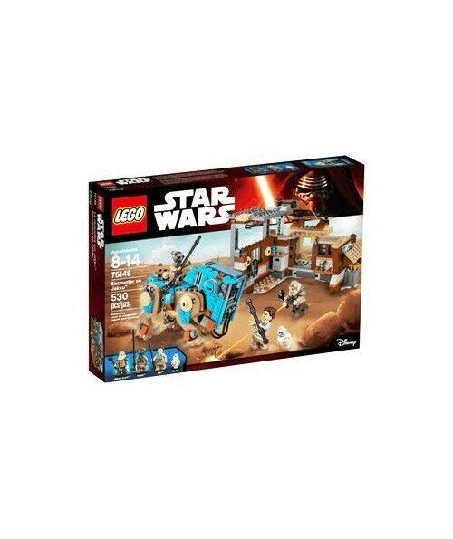Lego - Lego Star Wars 75148 Encounter on Jakku - 5702015592819
