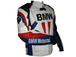 BMW-Motorrad-Veste-en-Cuir-de-Moto-Veste-de-Motard-en-Cuir-Veste-en-Cuir-Motard