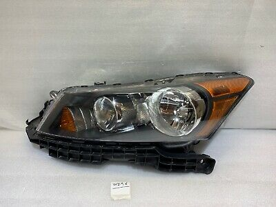 DRIVER LEFT HALOGEN OEM HONDA ACCORD 08-12 HEADLIGHT A-GRADE CRAZE SEDAN